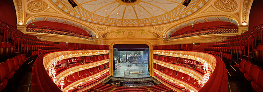 Royal Opera House Theatre Interior
