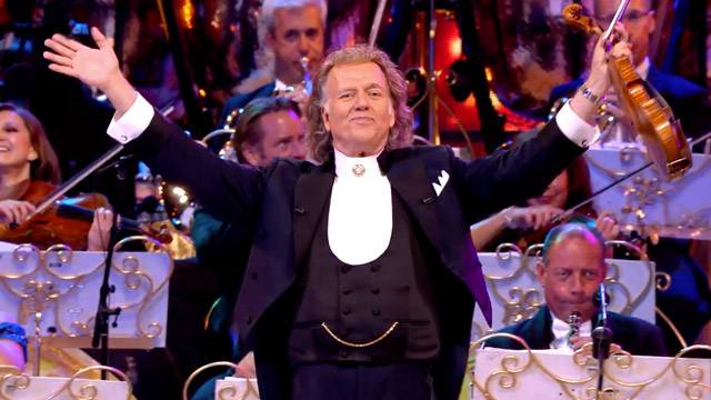 teaser image - André Rieu: 70 Years Young Trailer