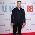 Matt Damon to star in The Force