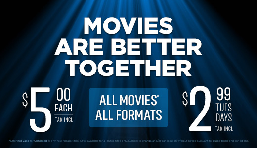 $5 Movie Deal