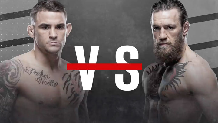 watch UFC 257: Poirier vs. McGregor 2 Trailer